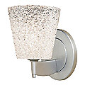 Bling I Round Sconce by Bruck Lighting Systems