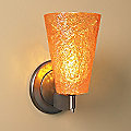Bling II Round Sconce by Bruck Lighting Systems
