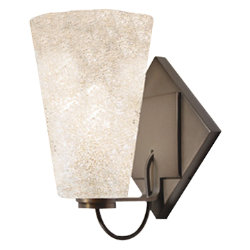 Bling II Wall Sconce by Bruck Lighting Systems