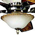 Golden Iridescence Bowl Light Kit by Kichler Lighting