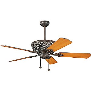 Cortez Ceiling Fan by Kichler Lighting