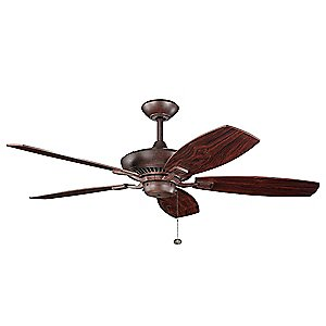 "Canfield 52"" Ceiling Fan by Kichler Lighting"