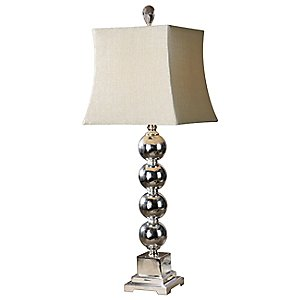 Sachie Stacked Spheres Table Lamp by Uttermost