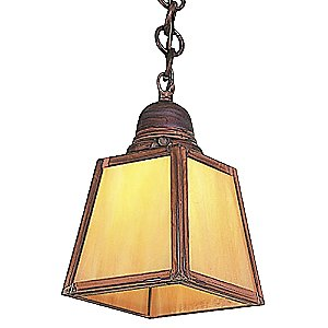 A-Line Mini Pendant by Arroyo Craftsman