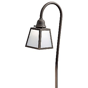 A-Line Path Light by Arroyo Craftsman