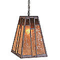 Asheville Pendant by Arroyo Craftsman