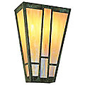 Asheville Wall Sconce by Arroyo Craftsman