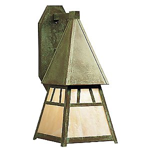 Dartmouth Outdoor Wall Sconce by Arroyo Craftsman