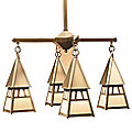Dartmouth Chandelier by Arroyo Craftsman