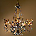Vetraio Chandelier by Uttermost