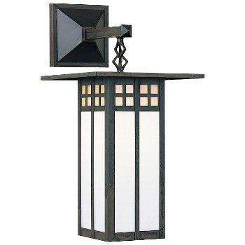 Glasgow Outdoor Wall Sconce