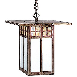 Glasgow Outdoor Pendant by Arroyo Craftsman