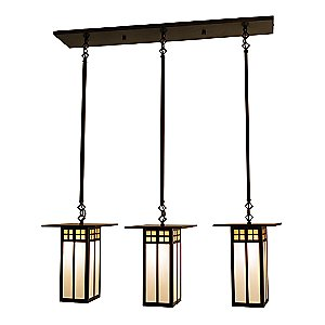 Glasgow Multi-Light Pendant by Arroyo Craftsman