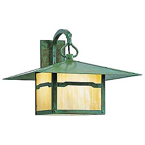 Monterey Outdoor Wall Sconce by Arroyo Craftsman