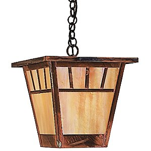Savannah Outdoor Pendant by Arroyo Craftsman