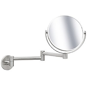 PRIMO Wall-Mounted Cosmetic Mirror by Blomus