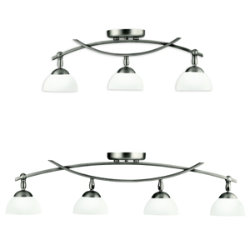 Bellamy Adjustable Rail Light by Kichler
