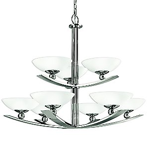 Palla 2-Tier Chandelier by Kichler