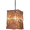Square Pendant by Fire Farm