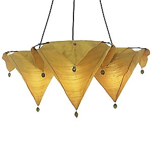 Corona Chandelier by Fire Farm