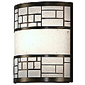 Kyoto Small Wall Sconce by Fire Farm