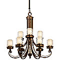 Newport Chandelier by Kalco Lighting