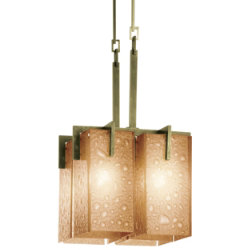 Stratus Four Light Pendant by Kalco Lighting