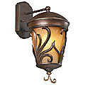 Gatsby Outdoor Small Wall Sconce by Kalco Lighting