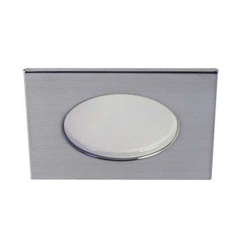 S3145 Shower, Non-Adjustable, Square Trim