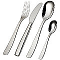 KnifeForkSpoon 75 pc Monobloc Cutlery Set by Alessi