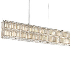 Quantum ELEMENTS Linear Suspension by Schonbek Lighting