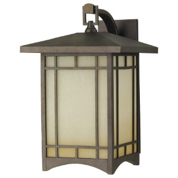 August Moon Outdoor Wall Sconce