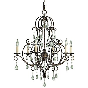 Chateau Chandelier by Murray Feiss
