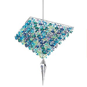 Vertex Diamond Pendant by Schonbek Geometrix