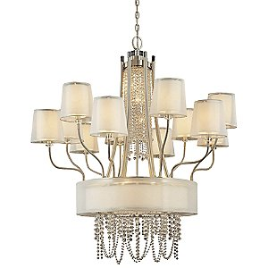 Fantasy Chandelier No. N6906 by Metropolitan