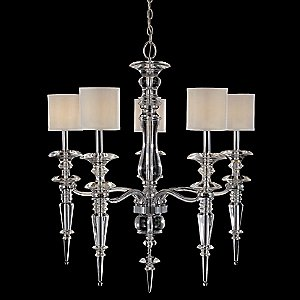 Kingswell Chandelier No. N6935 by Metropolitan