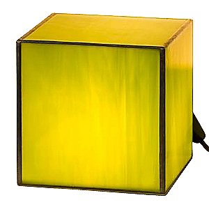 Doscubos Cube Accent Lamp by Arturo Alvarez
