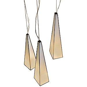 Kono Three Light Pendant by Arturo Alvarez