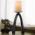 Formae Table Lamp with Glass Options by Hubbardton Forge