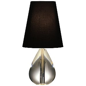 Claridge Mini Teardrop Accent Lamp by Jonathan Adler