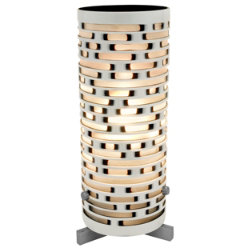 Pave Due Table Lamp by Oggetti Luce
