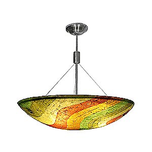 Mosaic Adjustable Bowl by Oggetti Luce