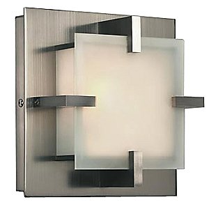 Elf 8 Square Ceiling/Wall Light by Illuminating Experiences