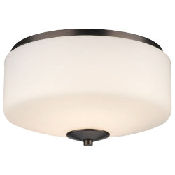 Radius Flushmount by Forecast Lighting
