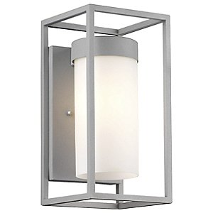 Cube Outdoor Wall Sconce by Forecast Lighting