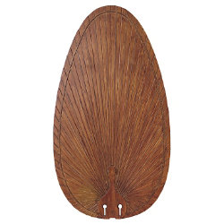 "Caruso 22"" Narrow Oval Palm Blade Set by Fanimation"