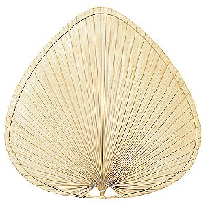 "Palisade 22"" Palm Leaf Wide Oval Blade Set by Fanimation"