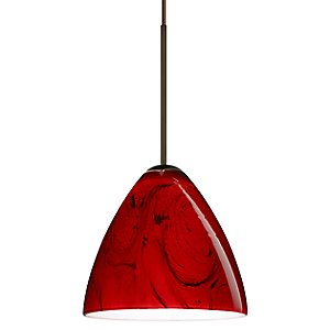 Mia Mini Pendant by Besa Lighting