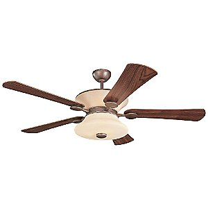 Euphoria Ceiling Fan by Monte Carlo
