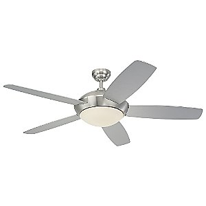 Sleek Ceiling Fan by Monte Carlo